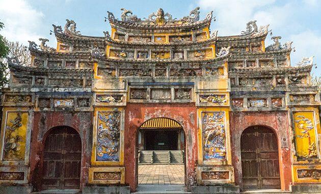 Monument Hue yang ada di Vietnam sebagai Salah Satu Tour Wisata Bersejarah