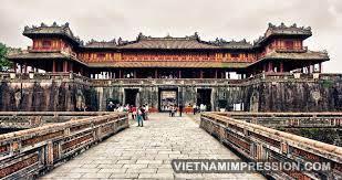 Bertamu ke Darmawisata Asal usul Hue Historical di Da Nang