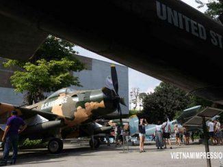 Kunjungi Wisata Sejarah War Remnant Museum