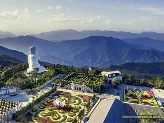 Wisata bukit Ba Na Hills di Vietnam yang sangat mengasikkan