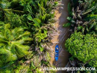 Perjalanan sehari terbaik dari Kota Ho Chi Minh