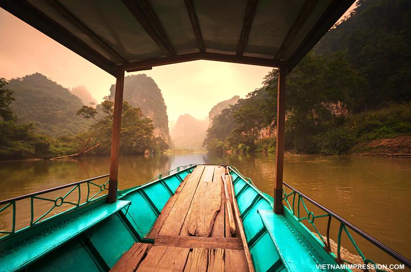10 keajaiban alam terbaik Vietnam