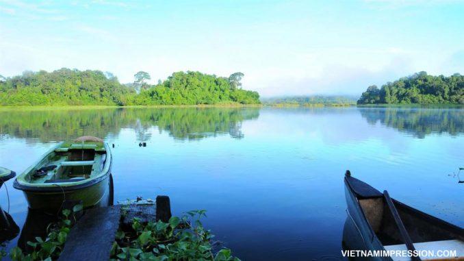 Pengalaman Berkunjung Di Taman Nasional Cat Tien Vietnam